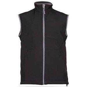 Vision pánská softshellová vesta černá Velikost oblečení: XL