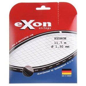 Hydron tenisový výplet 11,7 m černá Průměr: 1,30