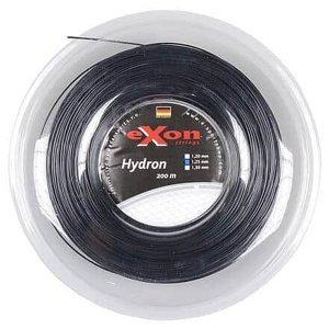 Hydron tenisový výplet 200 m černá Průměr: 1,25