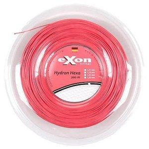 Hydron Hexa tenisový výplet 200 m červená Průměr: 1,24