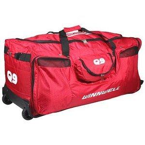Q9 Wheel Bag taška na kolečkách červená Rozměr: junior