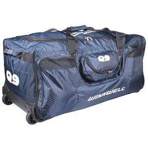 Q9 Wheel Bag taška na kolečkách modrá Rozměr: junior