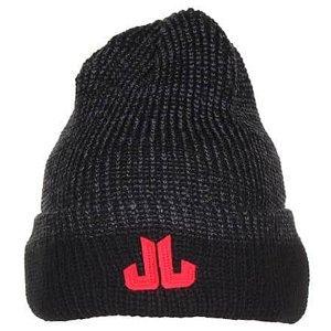 Logo dětská zimní čepice černá