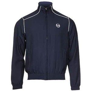 Club Tech TrackTop sportovní bunda modrá Velikost oblečení: XL