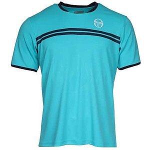 Spokes T-shirt pánské triko tyrkysová Velikost oblečení: XXL