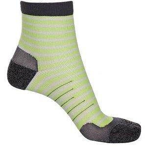 Outdoor Kids 1.0 dětské ponožky modrá-zelená Velikost (obuv): EU 23-26