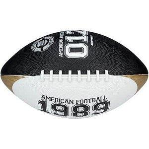Chicago Large míč pro americký fotbal černá-bílá Velikost míče: č. 5