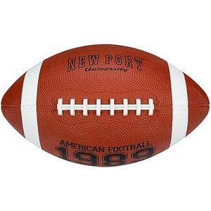 Chicago Large míč pro americký fotbal hnědá Velikost míče: č. 5