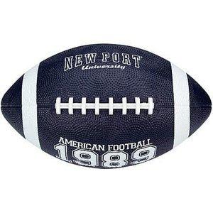 Chicago Large míč pro americký fotbal modrá Velikost míče: č. 5