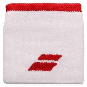 Logo Wristband 2020 potítka bílá-červená
