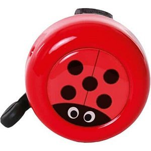 ZOO zvonek na kolo červená