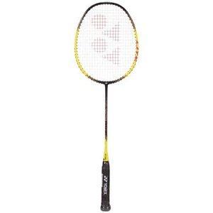 Voltric Lite badmintonová raketa černá-žlutá