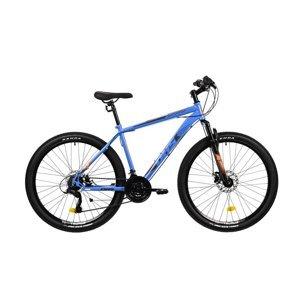 """Horský bicykel DHS 2705 27,5"""" - model 2021 Farba blue, Veľkosť rámu 18"""""""