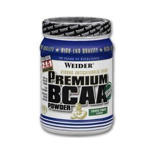 WEIDER Premium BCAA 500g Premium BCAA Powder 500g - exotic punch