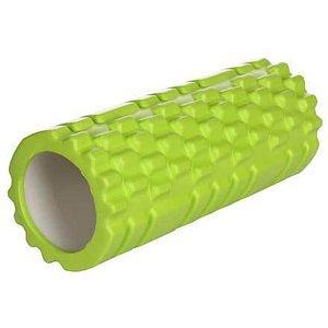 Yoga Roller F1 jóga válec zelená