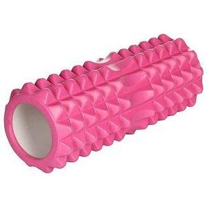 Yoga Roller F2 jóga válec růžová