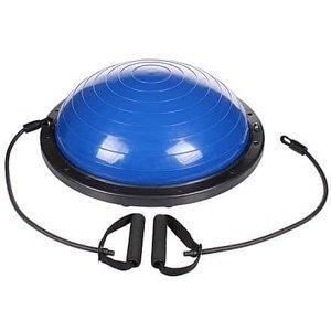 BB Flat balanční míč modrá