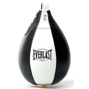Everlast 1910 Speed Bag Black/White 9X6