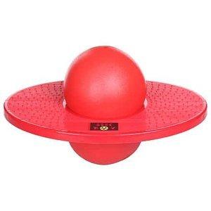 Jump Ball skákací míč červená