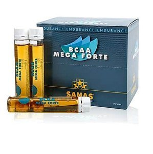 Sanas Bcaa Mega Forte 660 ml