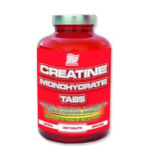 ATP Nutrition Creatine Monohydrate 300 tbl pomeranč