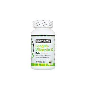 Survival Longlife Vitamin C Fair Power 150 cps