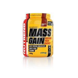 Nutrend Mass Gain 1000 g chocolate + cocoa