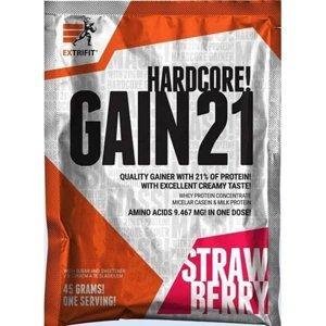 Extrifit Hardcore Gain 21 45 g strawberry