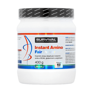 Survival Instant Amino Fair Power 400 g meloun