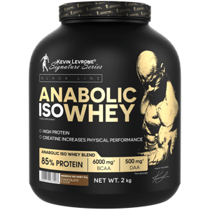 Kevin Levrone Iso Whey 2000 g chocolate