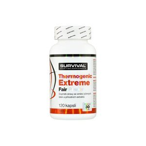 Survival Thermogenic Extreme Fair Power 120 cps