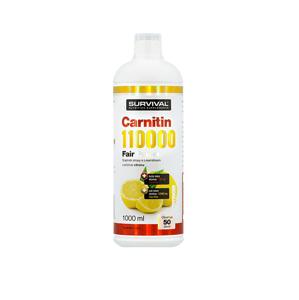 Survival Carnitin 110000 Fair Power 1000 ml