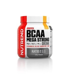 Nutrend BCAA Mega Strong Drink 400 g ice blue raspberry