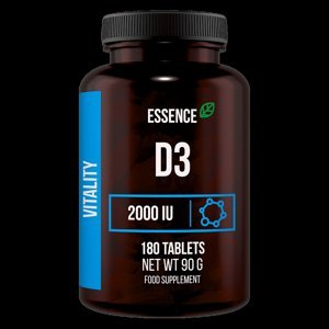 Essence D3 2000IU 180 tablet
