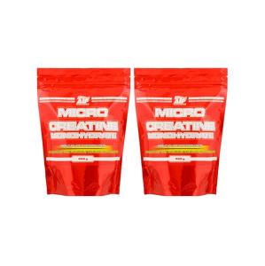 AKCE 1+1 ATP Nutrition Micro Creatine Monohydrate 555 g + Micro Creatine Monohydrate 555g