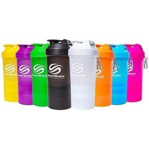 Šejkr Smart Shake 600 ml Fialová