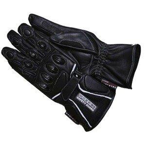 Rukavice na motorku WORKER Perfect Farba čierna, Veľkosť 4XL