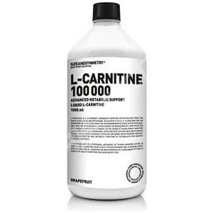 SIZEANDSYMETRY  L-Carnitine 100000 1000ml - GREP Grep 1000ml