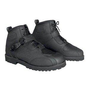 Moto topánky KORE Icone Farba čierna, Veľkosť 39