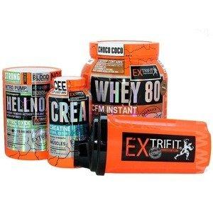 Pro hmotu a sílu #2 čoko + Hellnox pomeranč čoko-kokos  + Hellnox višeň