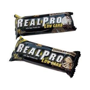 REALPRO LOW CARB 50g Čokoláda-banán