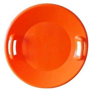 Talíř na sníh RULYT, oranžový