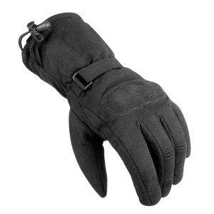 Zimné moto rukavice BOS G-Winter Farba čierna, Veľkosť L