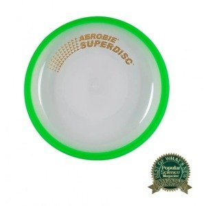 Létající talíř Aerobie SUPERDISC zelený