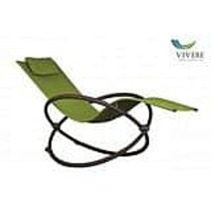 Vivere - Orbital Lounger Single NO Green Apple