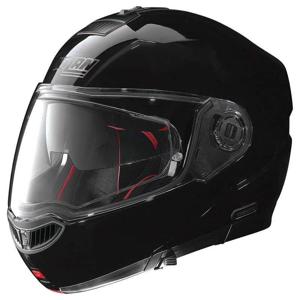Moto prilba Nolan N104 Absolute Classic N-Com Farba Glossy Black, Veľkosť L (59-60)