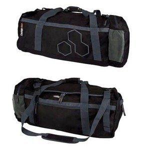 Sportovní taška ABBEY 85 x 35 x 38cm Černo-šedá