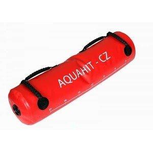 Aquahit Soft s pevnými madly červený