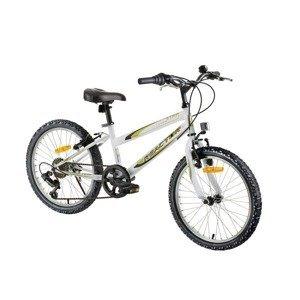 "Detský bicykel Reactor Star 20"" Farba biela"