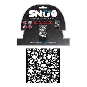 Univerzálny multifunkčný nákrčník Oxford Snug Farba Skulls